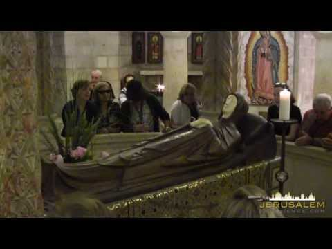 A Video Tour to The Dormition Abbey Jerusalem