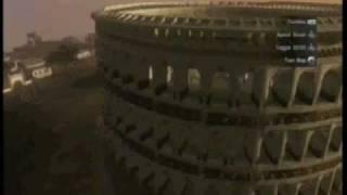 Far Cry 2 Map - Roman Coliseum