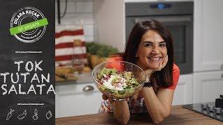 Tok Tutan Salata | Dilara Koçak | Afiyetle Diyet