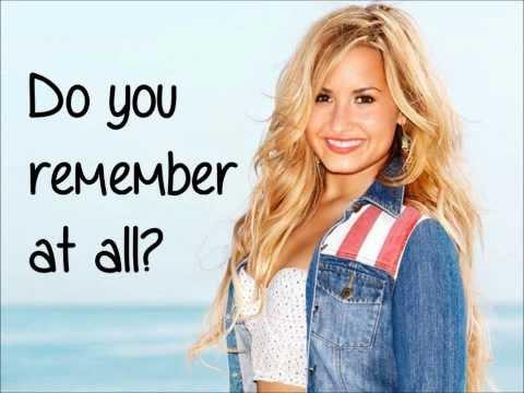 Together - Demi Lovato ft Jason Derulo!!
