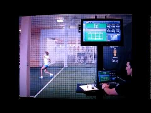 Tennis Technology: The Science of Spin