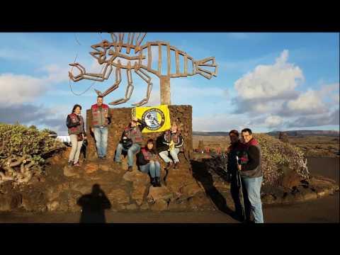 Aventura Lanzaroteña. capitulo 2. 60 Salida oficial  Delegación Burgman Canaria