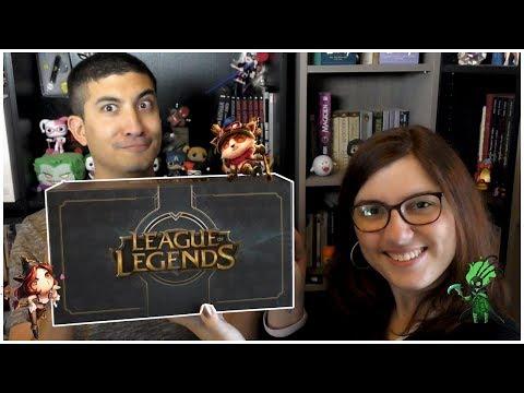 Une Wootbox pour le Coeuks - Box Collector League of Legends !