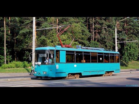Информатор трамвайного маршрута №9 г.Минск (Вариант 1)