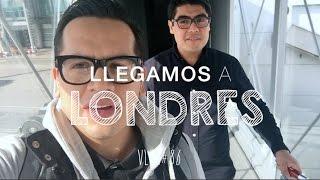 LLEGAMOS A LONDRES // VLOG#86 // DIEVIN //