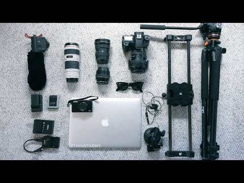 Travel Camera Equipment - YouTube