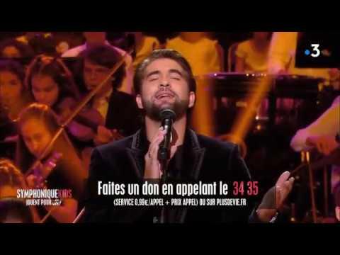 Kendji Girac - Les yeux de la mama symphonique kids