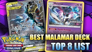 TOP 8 REGIONALS DECK - THE BEST MALAMAR DECK! (Pokemon TCG)