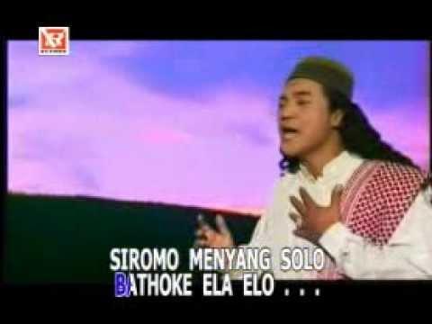 Didi Kempot - Sluku Sluku Bathok (Official Music Video)