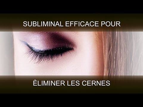 liminer les cernes naturellement supersubliminal youtube. Black Bedroom Furniture Sets. Home Design Ideas