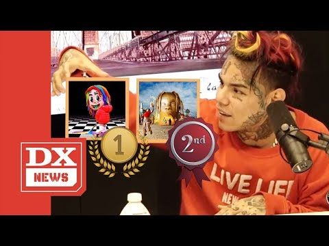 "Tekashi 6ix9ine's ""Dummy Boy"" Outsold Travis Scott's ""Astroworld"" By A Ridiculous Number Mp3"