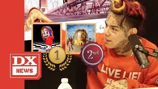 """Tekashi 6ix9ine's """"Dummy Boy"""" Outsold Travis Scotts Astroworld By A Ridiculous Number"""