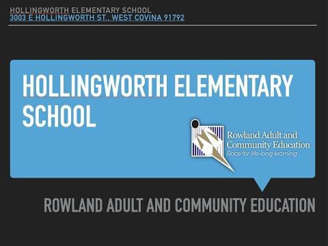 HOLLINGWORTH ELEMENTARY SCHOOL