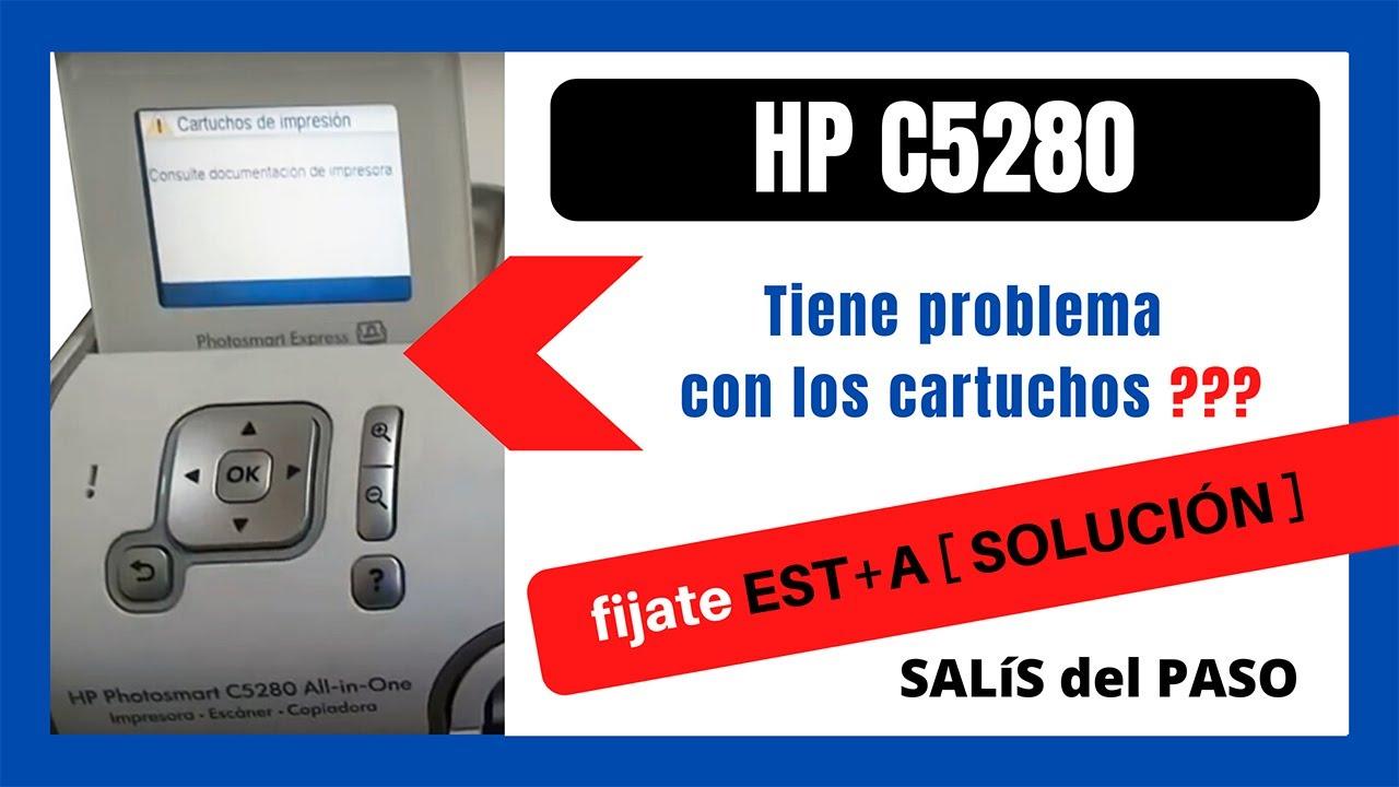 IMPRESORA HP C5280 MULTIFUNCION WINDOWS XP DRIVER