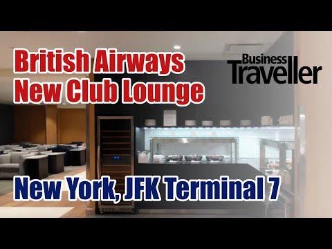 British Airways New Club Lounge New York JFK - Business Traveller