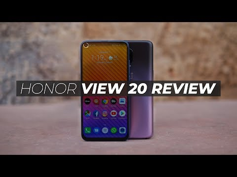 Honor View 20 Review: Should You Buy Over OnePlus 6T?