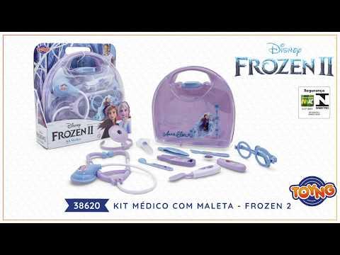 Frozen 2 - Kit médico com maleta (REF. 38620)