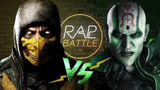 Рэп Баттл - Скорпион vs. Куан Чи (Scorpion vs. Quan Chi)