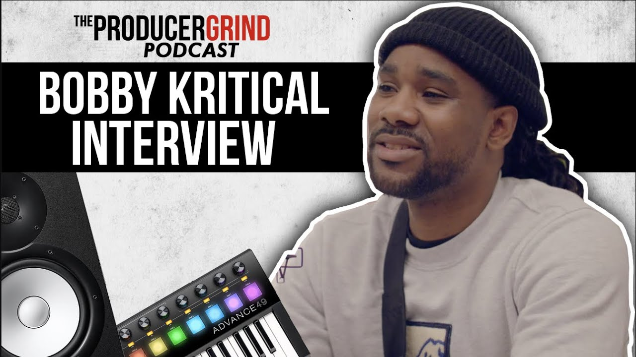 Bobby Kritical Talks Studio Sessions With Artists, Necessary Distractions & More
