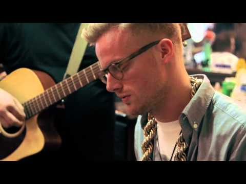 """Measure the Globe"" (feat. Ceschi) live from The Proper Barbershop in LA."