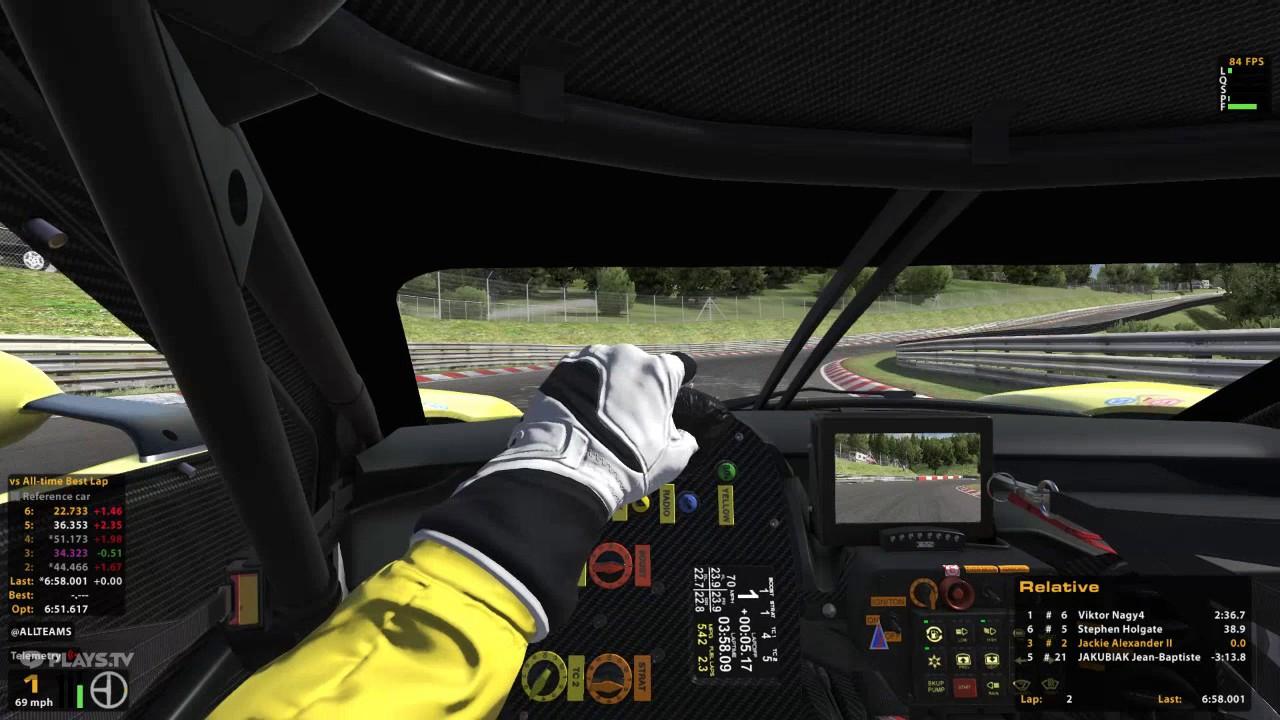 Nurburgring Ford Gt