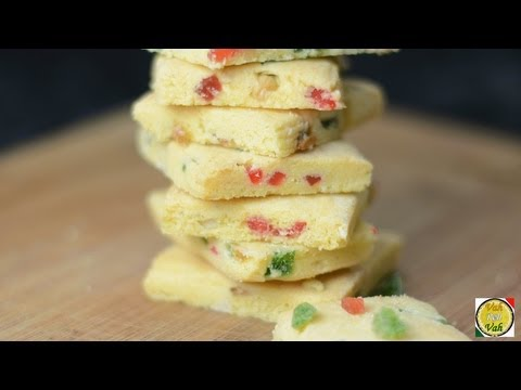 Tutti Frutti Cookies  - By Vahchef @ vahrehvah.com