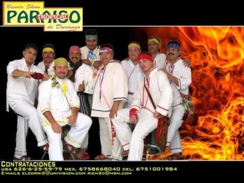 Paraiso Tropical De Durango Mix - Dj Lunatikk
