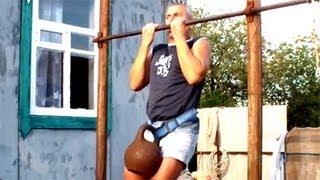 Как накачать бицепс на турнике(У нас Вы можете заказать индивидуальную программу тренировок по интернету: http://atletizm.com.ua/personalnyj-trener/uslugi ..., 2012-12-14T07:34:46.000Z)