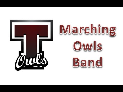 Timberlane Regional High School Full Marching Band Show 2015/16
