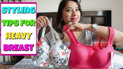 Indian House Wife Bra Shopping Haul   Types Of Bra for Heavy Breast   Indian Mom Studio