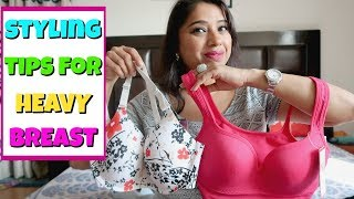 Indian House Wife Bra Shopping Haul | Types Of Bra for Heavy Breast | Indian Mom Studio