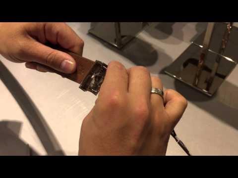 Men's Belt Cut to size