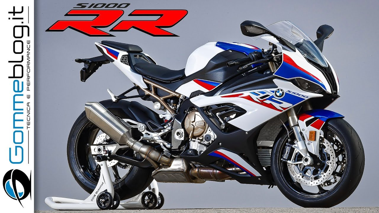 Bmw S1000 Rr 2019 Lighter Faster And Easier To Control Youtube