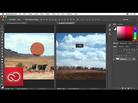 How To Use Layers: Photoshop | Adobe Creative Cloud