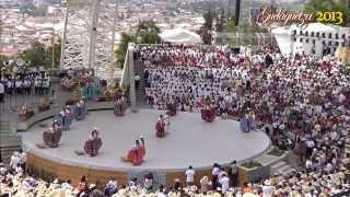 Guelaguetza 2013. Jarabe Mixteco