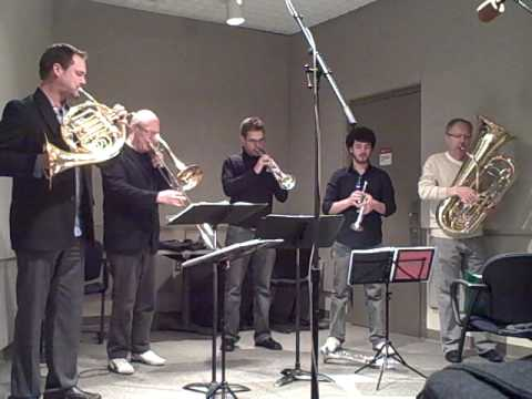 Canadian Brass Play Frescobaldi Toccata