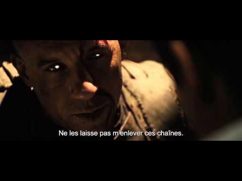 RIDDICK (2013) teaser 1