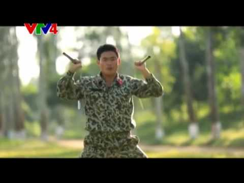 Trường Sĩ quan Đặc công dạy Côn nhị khúc