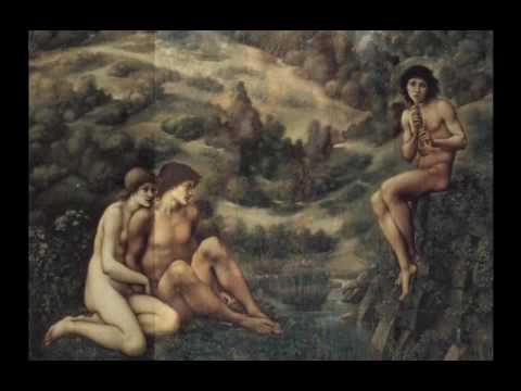 Edward Burne-Jones _ Pre-Raphaelite Painter