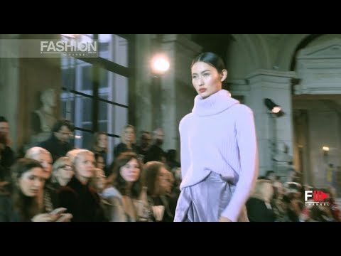 TALBOT RUNHOF Fall Winter 2019 Paris - Fashion Channel