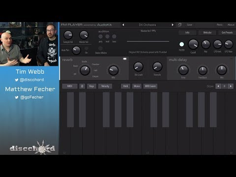 Let's Play with FM Player and developer Matthew Fecher