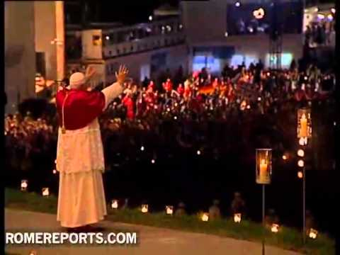 World Youth Day Madrid 2011: Vatican publishes pope's schedu