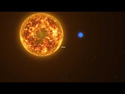 Breakthrough Starshot Animation (Full)