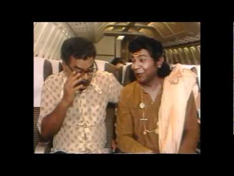 Mouli Flight 172 - English lessons