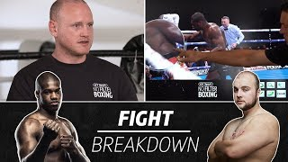 Daniel Dubois v Nathan Gorman Fight Breakdown preview with George Groves