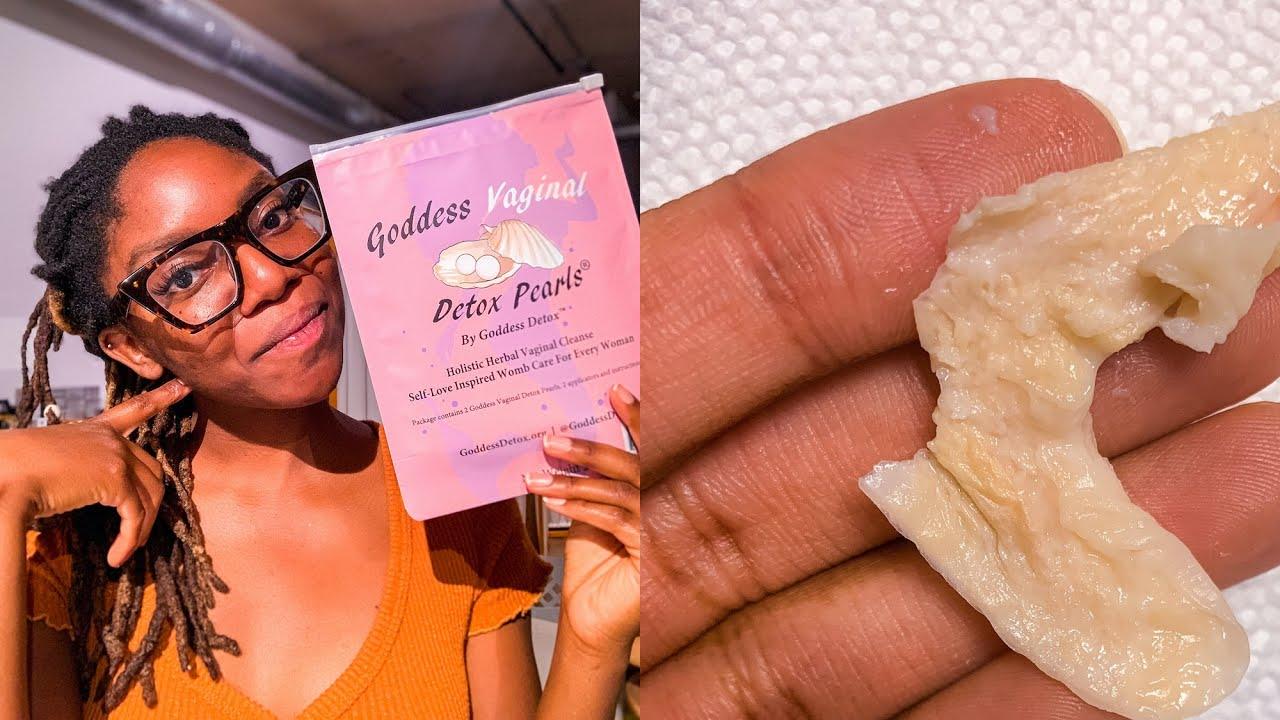 1-10 cleanse Yoni Detox Pearls 1-10 cleanse detox