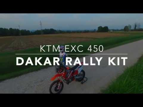 KTM EXC Dakar Rally Kit
