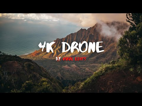 4k Nature Drone Cinematic Video | No Copyright Music