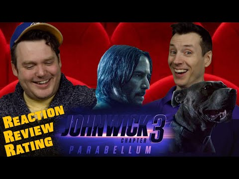 John Wick Chapter 3 - Parabellum Trailer 2 Reaction/Review/Rating