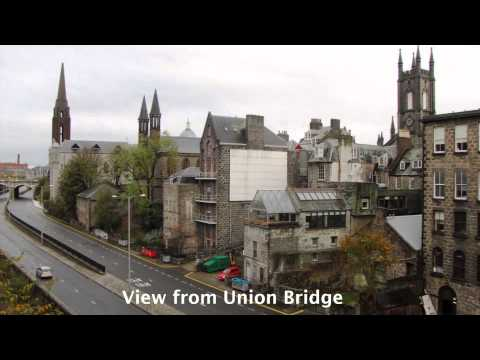 Aberdeen - one day in Scotland